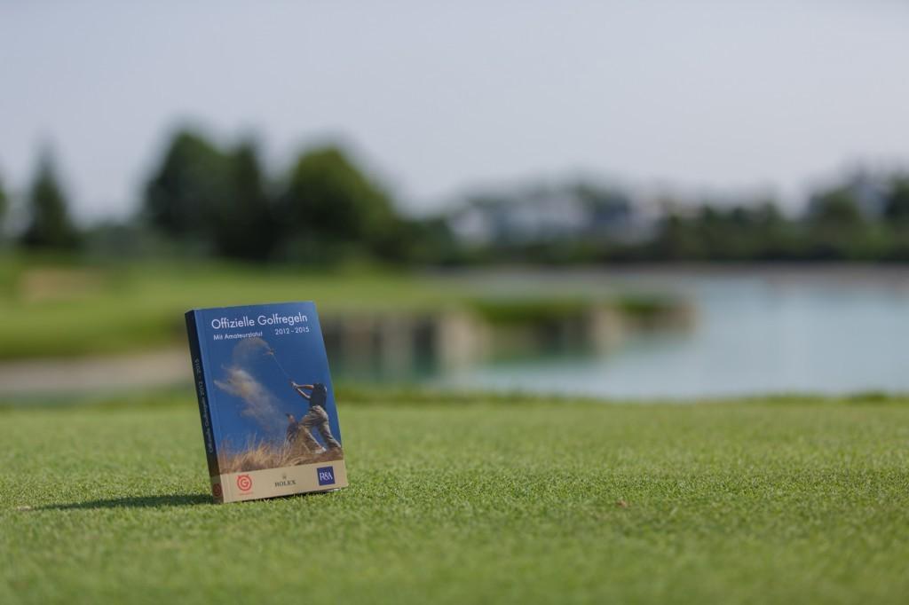 Offizielle Golfregeln 2012 – 2015